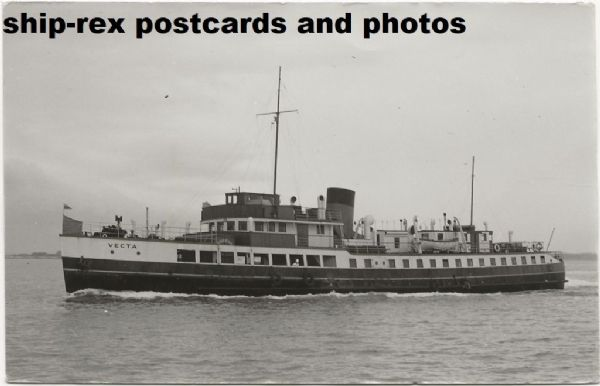 VECTA (Red Funnel) photo
